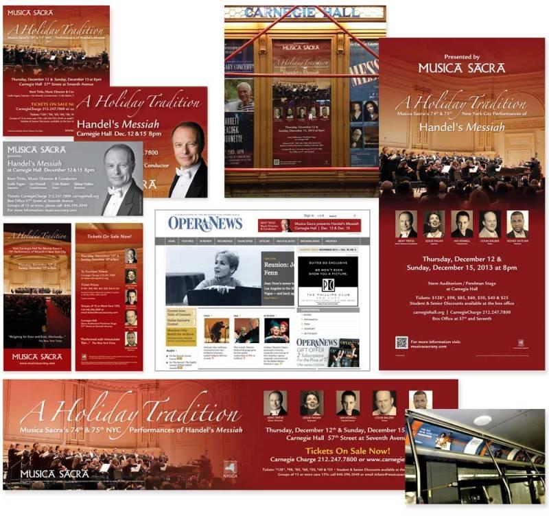 Messiah Ad Campaign 2013