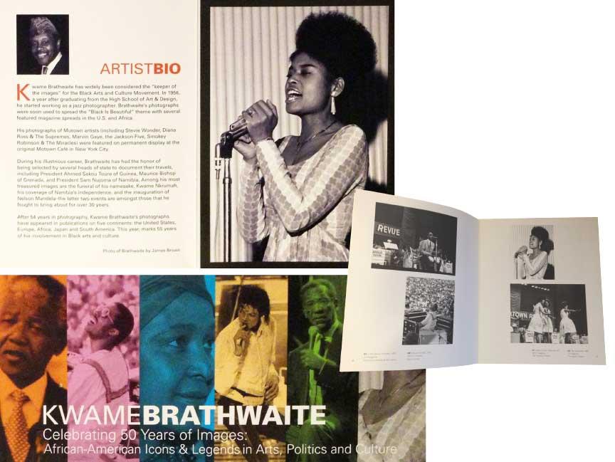 Kwame Brathwaite Brand Materials