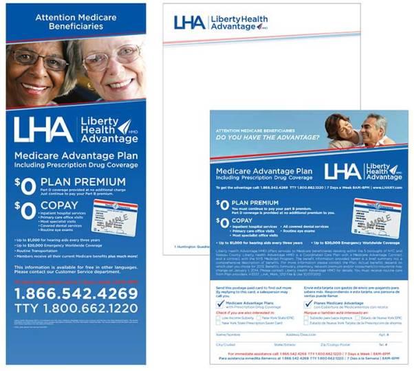 LHA brand materials