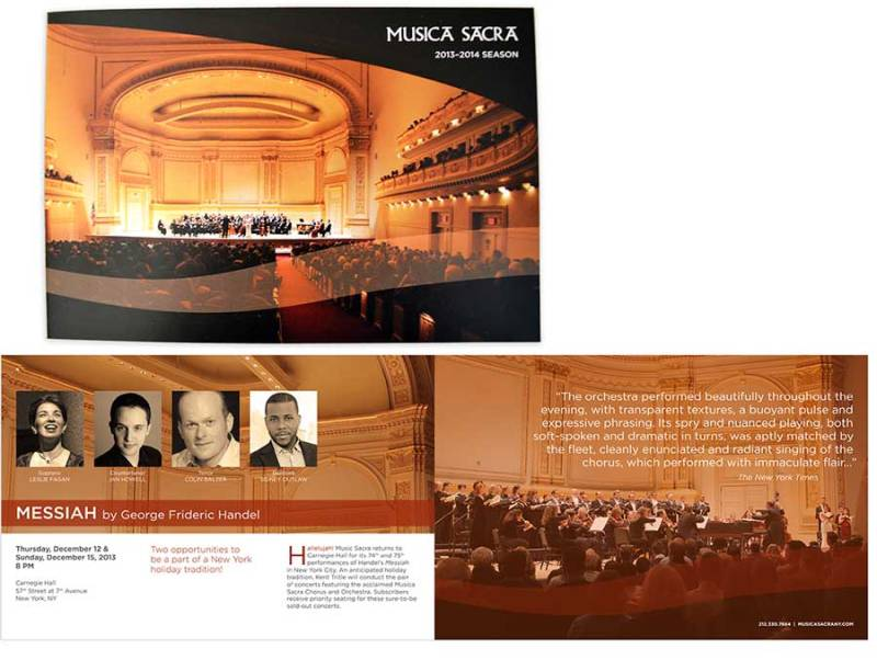 Musica Sacra brand