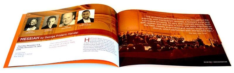 Musica Sacra 2013-2014 Subscription Brochure