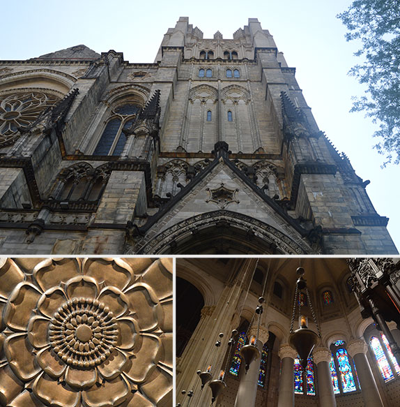 St. John the Divine in New York City captured for Musica Sacra, Inc.